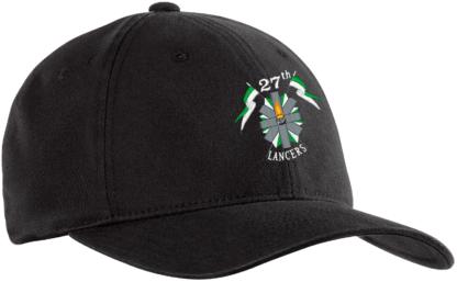 27th Lancers Crest Hat