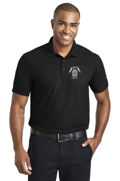 27th Lancers Crest Polo