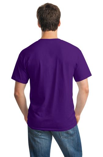 Purple T-Shirt Back