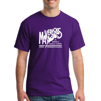 Mavericks T-Shirt Purple