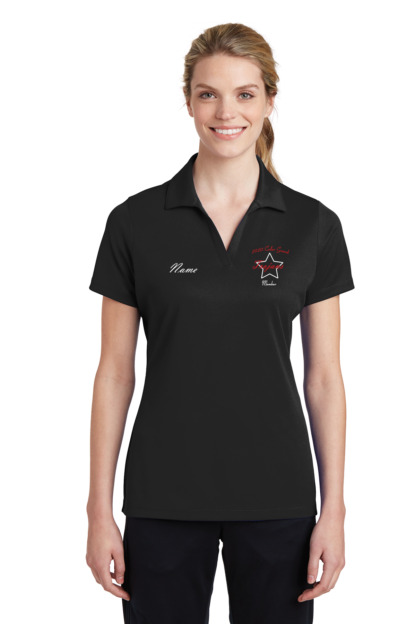 Troy Color Guard Ladies Member's Polo