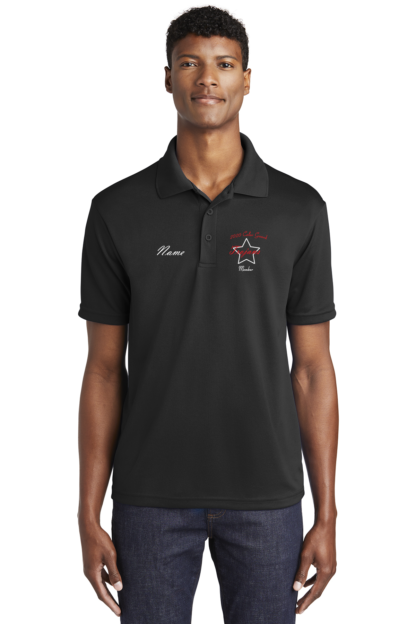 Troy Color Guard Unisex Member's Polo