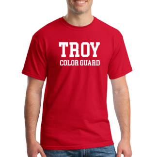 Troy Red T-shirt