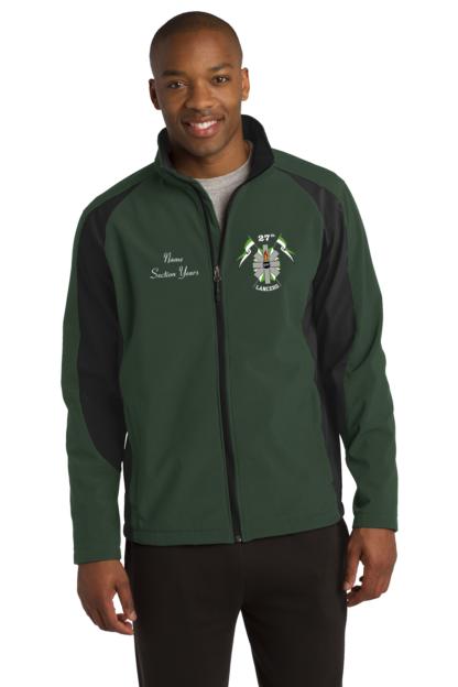 27th Lancers Jacket Front 2