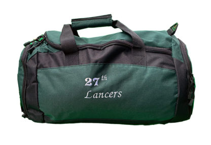 27thLancersGYM-TravelBagGB970
