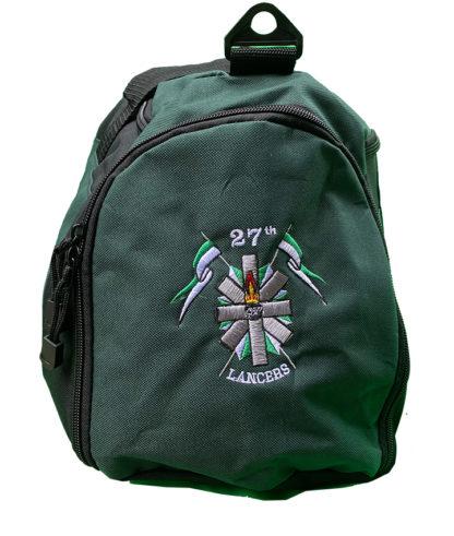 27th Lancers Gym-Travel Bag