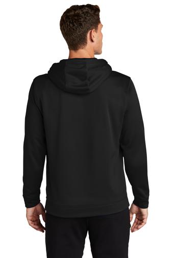 Black Hoodie Pullover