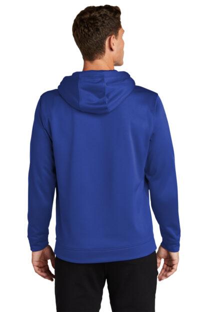 Blue Hoodie Pullover