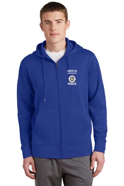 True Blue Hoodie
