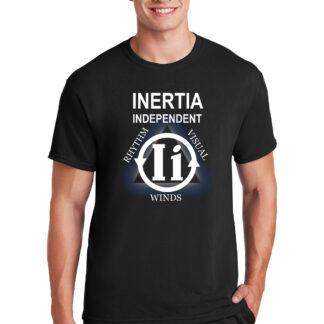 Black Inertia Shirt